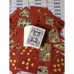 Requiem Winter Blue Cartes Playing Cards