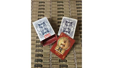 Requiem Winter Blue Cartes Deck Playing Cards