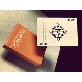 HUSTLERS ORANGE Playing Cards