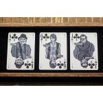 Sherlock Holmes V2 Moriarty Edition Playing Cards