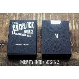 Sherlock Holmes V2 Moriarty Edition Cartes