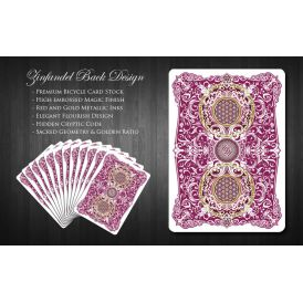 Mana Playing Cards Zinfandel Cartes
