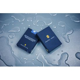 Charity Water Second Edition Blue Cartes