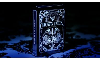 Crown Deck Blue V1 Cartes Playing Cards