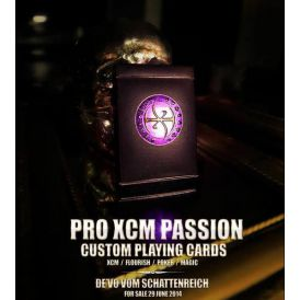 PRO XCM PASSION Deck Playing Cards