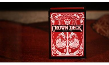 Crown Deck Red V1 Cartes