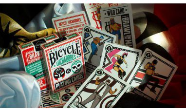 Bicycle Luchadores Cartes Deck Playing Cards