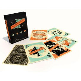 Pocono Modern Deck Playing Cards