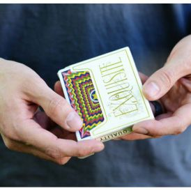 Exquisite Bold Cartes Deck Playing Cards