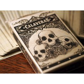 Calaveras Unbranded Cartes Playing Cards Deck
