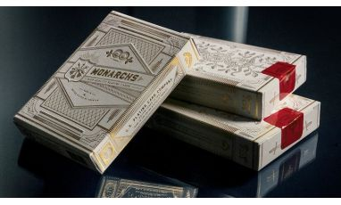 White Monarchs Cartes