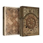 Bicycle Captains Cartes Playing Cards Deck