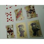 Venexiana Gold Cartes Deck Playing Cards