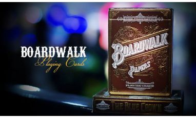 Boardwalks Papers Cartes Deck Playing Cards