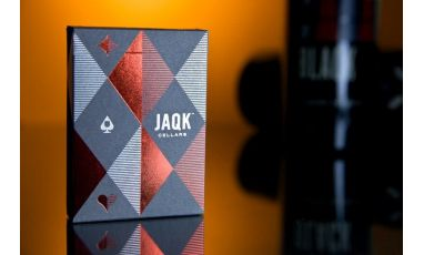 JAQK Cellars RED Cartes