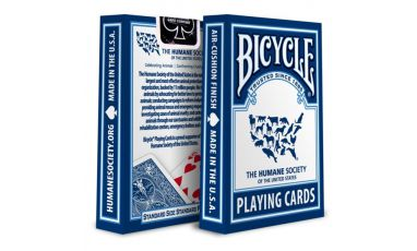 Bicycle Humane Society Cartes Deck Playing Cards