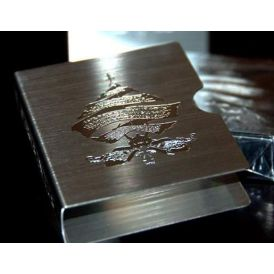 ARCANE STAINLESS STEEL CARD CLIP
