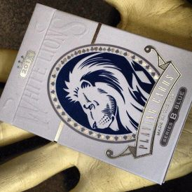 White Lions Series B Bleu
