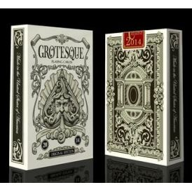 Grotesque Original Edition Deck Playing Cards