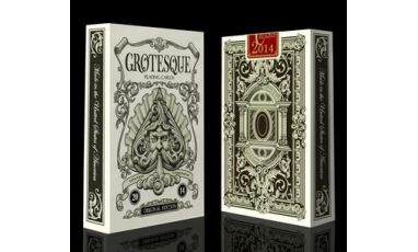 Grotesque Original Edition Cartes Deck Playing Cards