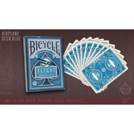 Bicycle Flight Deck Airplane Deck Cartes Playing Cards
