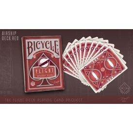Bicycle Flight Deck Airship Deck Cartes Playing Cards