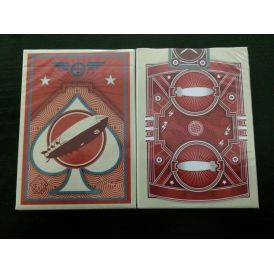 Bicycle Flight Limited Airship Deck Cartes Playing Cards