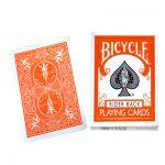 Bicycle Orange Deck Playing Cards