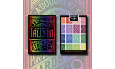 Tally-Ho Spectrum Cartes Deck Playing Cards