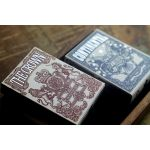 Independence The Crown Red Deck Playing Cards