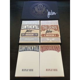 Independence Continental Set Limited Cartes Deck Playing Cards