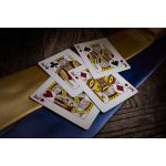 Charity Water Second Edition Blue Cartes Deck Playing Cards