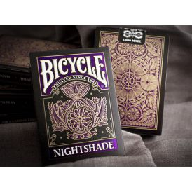 Bicycle Nightshade Cartes Deck Playing Cards