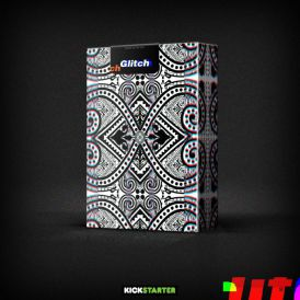 Glitch Cartes Deck Playing Cards
