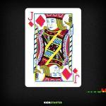 Glitch Deck Playing Cards