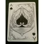 White Exquisites Cartes Deck Playing Cards