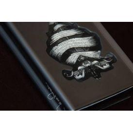 Porper Card Clip Arcane Gunmetal (Noir)