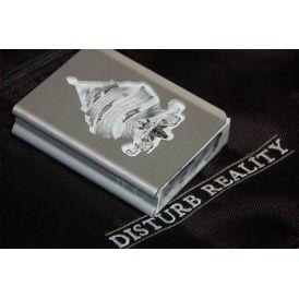 Porper Card Clip Arcane Silver (Argent)