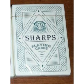 Sharps Green Legends Deck Playing Cards