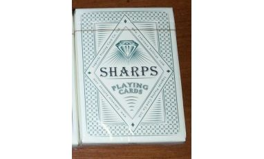 Sharps Green Legends Cartes Deck Playing Cards