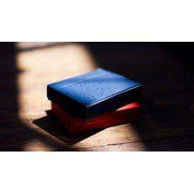 Voltige Deep Parisian Blue Deck Playing Cards