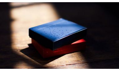 Voltige Deep Parisian Blue Deck Playing Cards