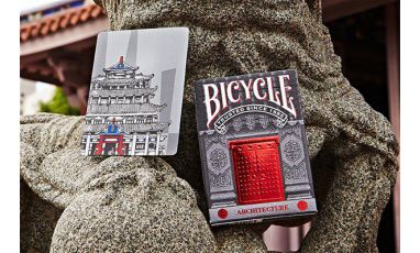 Architecture Cartes Playing Cards