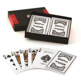 2014 World Series of Poker Tournament 2-Pack Cartes Playing Cards