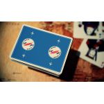 Sky Island Blue Deck Playing Cards
