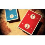 Sky Island Red Deck Playing Cards