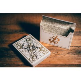 52 Plus Joker Gold Deck Playing Cards