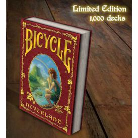 Bicycle Neverland Limited Edition Cartes Playing Cards