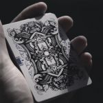 Empire Bloodlines Blue Deck Playing Cards