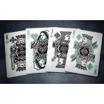 Empire Bloodlines Green Deck Playing Cards